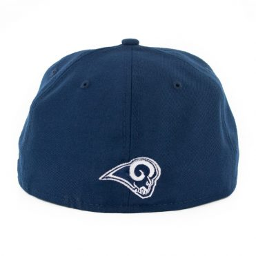 New Era 59Fifty Los Angeles Rams Elemental Fitted Navy