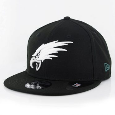 New Era 9Fifty Philadelphia Eagles Elemental Snapback Hat Black
