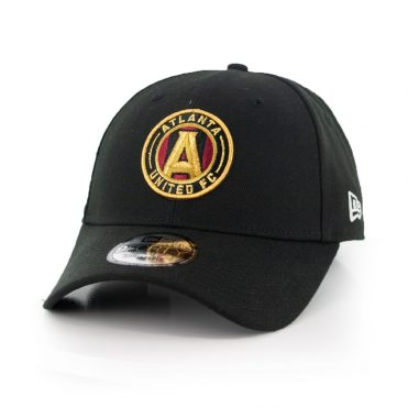 New Era 9Forty Atlanta United Football Club The League Adjustable Black