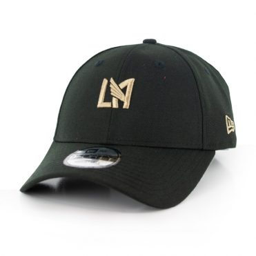 New Era 9Forty Los Angeles Football Club The League Adjustable Black
