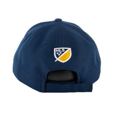 New Era 9Forty Los Angeles Galaxy The League Adjustable Navy