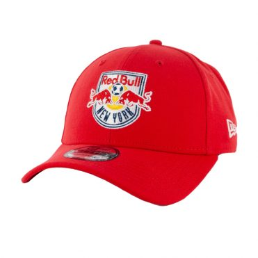 New Era 9Forty New York Red Bulls The League Adjustable Red