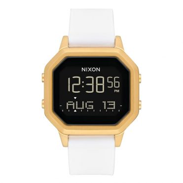 Nixon Siren SS Watch Gold White