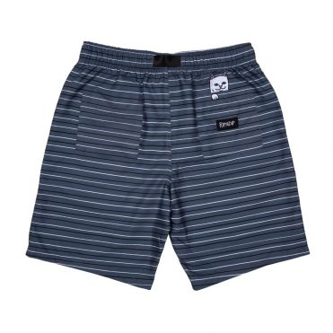 Rip N Dip Peeking Nerm Boardshort Grey Black White