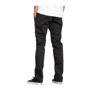 RVCA The Weekend Straight Pant Black