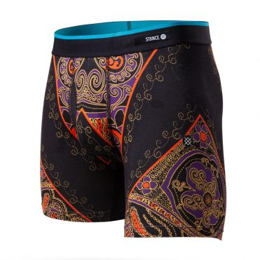 Stance Verdana Boxer Brief Black