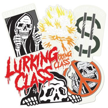 Sketchy Tank 6 Pack of 6″ Stickers