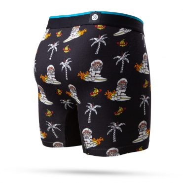 Stance Space Monkey Boxer Brief Black