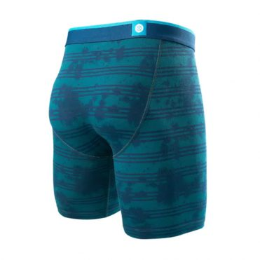 Stance Back Burner Boxer Brief Green