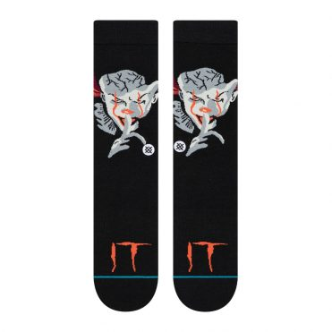 Stance x IT Pennywise Sock Black