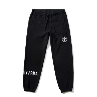 The Hundreds Camp Sweatpants Black