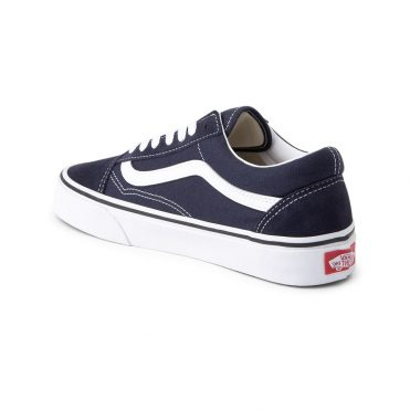 Vans Old Skool Shoe Night Sky True White
