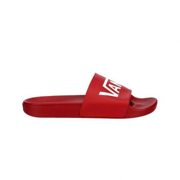 Vans Slide-On Shoe Racing Red True White