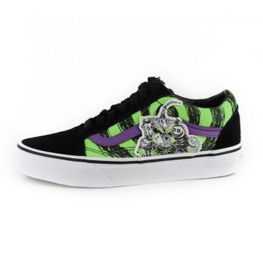 Vans x The Nightmare Before Christmas Old Skool Shoe LSB Nightmare