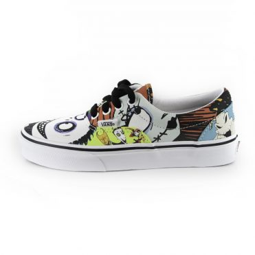 Vans x The Nightmare Before Christmas Era Shoe Halloweentown Nightmare
