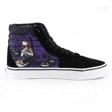 Vans x The Nightmare Before Christmas SK8-Hi Shoe Jacks Lament Nightmare