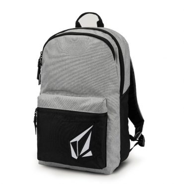 Volcom Academy Backpack Grey Vintage