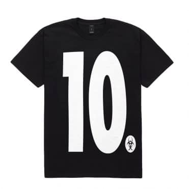 10 Deep Big Vision T-Shirt Black