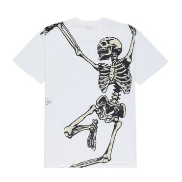10 Deep Dead Inside T-Shirt White