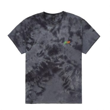 10 Deep Inherent Risk Tie Dye T-Shirt Black