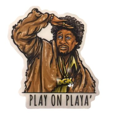 DGK Playa Sticker