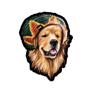 DGK Spirit Animal Sticker