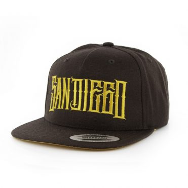 Dyse One SD Real Snapback Hat Brown