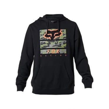 Fox Winning Pullover Fleece Sweatshirt Black