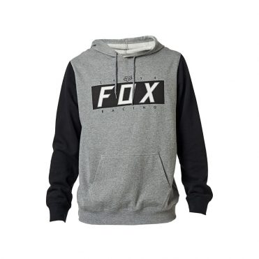 Fox Winning Pullover Fleece Sweatshirt Heather Graphite