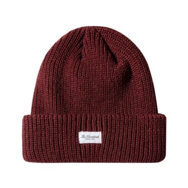 The Hundreds 2019 Crisp 2 Beanie Burgundy