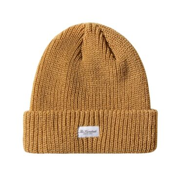 The Hundreds 2019 Crisp 2 Beanie Gold