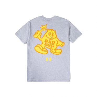 The Hundreds Deviled T-Shirt Athletic Heather