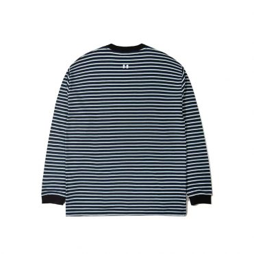 The Hundreds Jones Long Sleeve Knit T-Shirt Black
