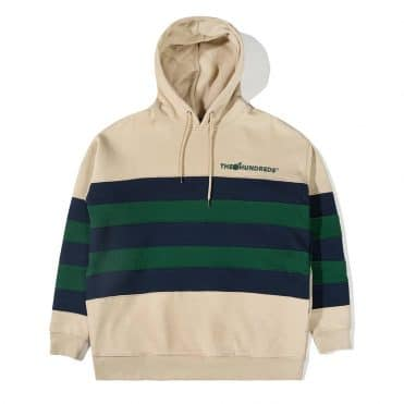 The Hundreds Passons Pullover Sweater Off White