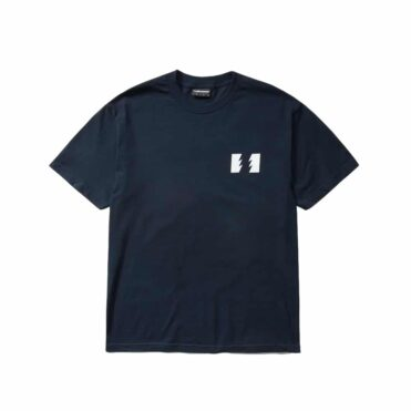 The Hundreds Wildfire T-Shirt Navy