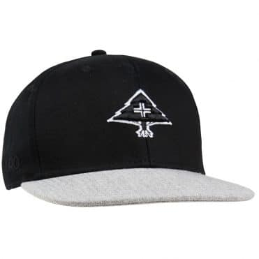 LRG Jam Rock Snapback Hat Black