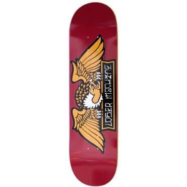 Loser Machine Alleyway Deck Red