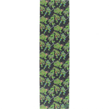 Mob Grip x TMNT Lean Green Griptape