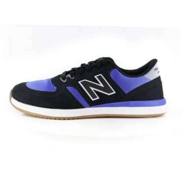 New Balance Numeric 420 Shoe Black Blue