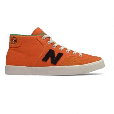 New Balance Numeric Pro Court 213 Shoe Orange Black