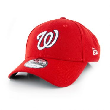 New Era Official 2019 World Series 9Forty Washington Nationals Game Adjustable Hat