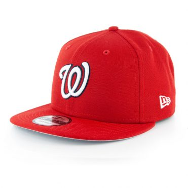 New Era Official 2019 World Series 9Fifty Washington Nationals Game Snapback Hat