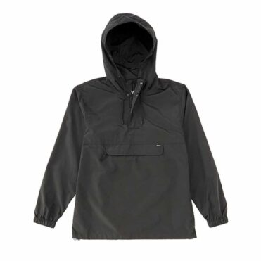 RVCA Killer Anorak Jacket Black