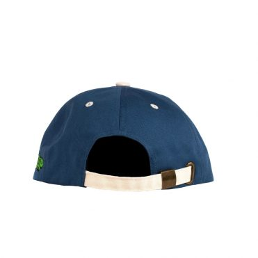 Rip N Dip Nermanian Devil Strapback Hat Tan Green