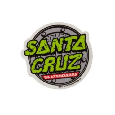 Santa Cruz TMNT #2 Sticker