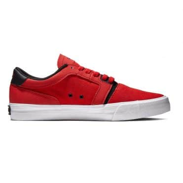 Supra Lizard Shoe Risk Red White
