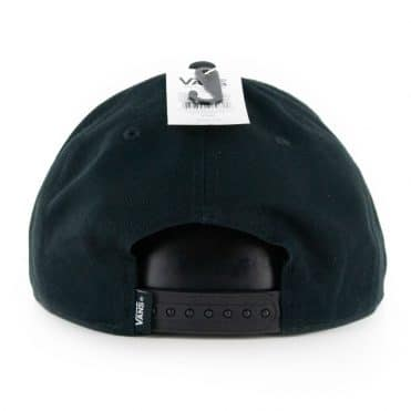 Vans Allover It Snapback Hat Black