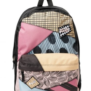 Vans x The Nightmare Before Christmas Sally Patchwork Backpack Sally Patchwork Nightmare