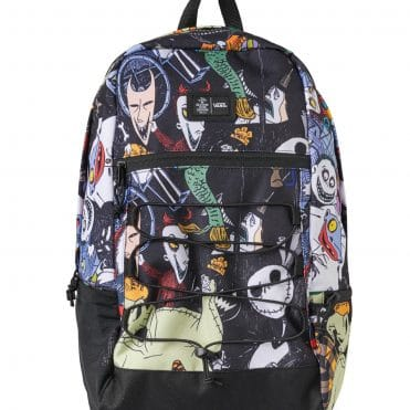 Vans x The Nightmare Before Christmas Snag Plus Backpack Multi Nightmare