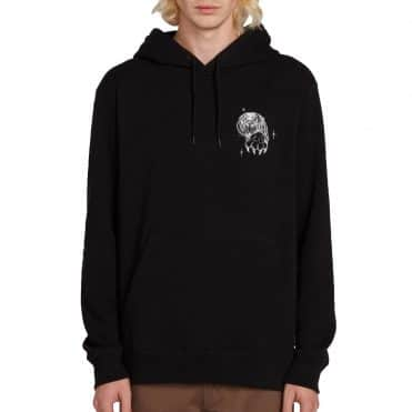 Volcom Mike Giant Pullover Sweatshirt Black